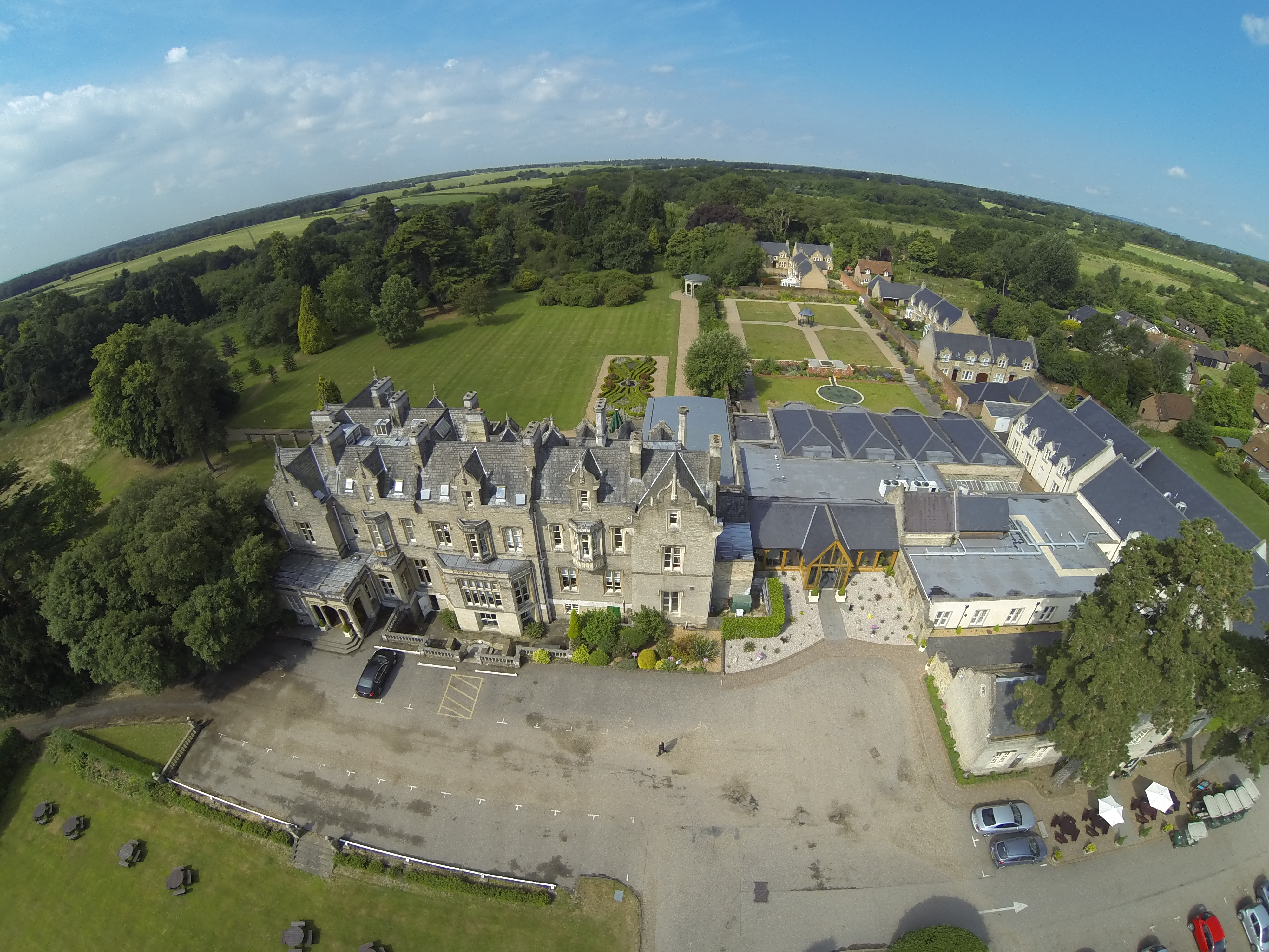 Manor House Hotel And Golf